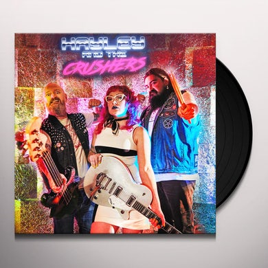 Hayley & Crushers COOL / LAME Vinyl Record