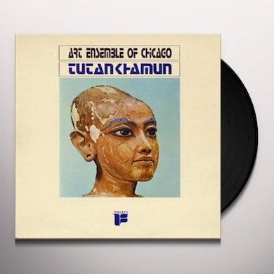 Art Ensemble Of Chicago Tutankaman (Transparent Blue) Vinyl Record
