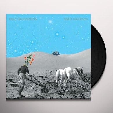 Erika Wennerstrom SWEET UNKNOWN Vinyl Record