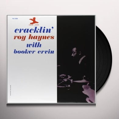Roy Haynes CRACKLIN WITH BOOKER ERVIN Vinyl Record
