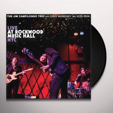 Jim Campilongo LIVE AT ROCKWOOD MUSIC HALL NYC Vinyl Record