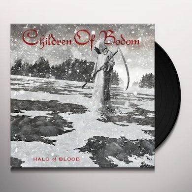 Children Of Bodom HALO OF BLOOD Vinyl Record