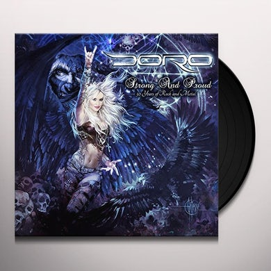 Doro STRONG & PROUD Vinyl Record