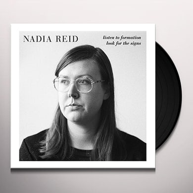 Nadia Reid LISTEN TO FORMATION LOOK FOR THE SIGNS Vinyl Record