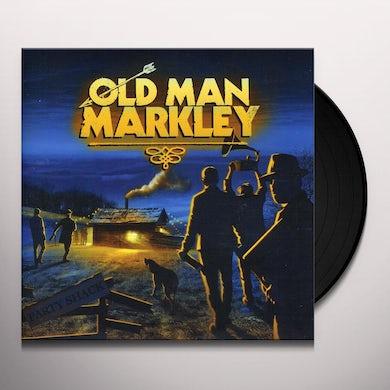 Old Man Markley PARTY SHACK Vinyl Record