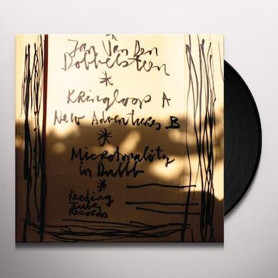 Jan Van Den Dobbelsteen KRINGLOOP / NEW ADVENTURES Vinyl Record