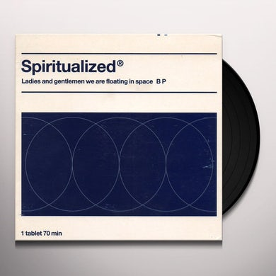 Spiritualized Ladies And Gentlemen We Are Floating In Vinyl Record