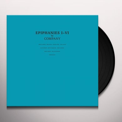 Company Epiphanies I-VI Vinyl Record