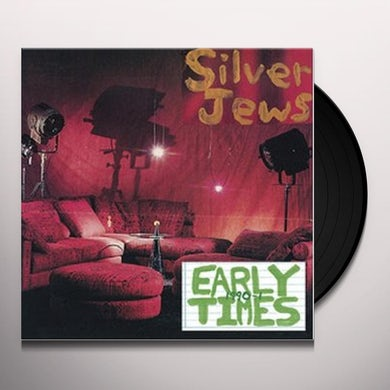 Silver Jews EARLY TIMES Vinyl Record
