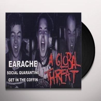 A Global Threat EARACHE Vinyl Record