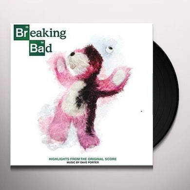 Dave Porter BREAKING BAD: HIGHLIGHTS FROM THE ORIGINAL SCORE Vinyl Record