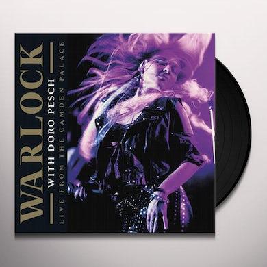 Warlock Live From Camden Palace Vinyl Record