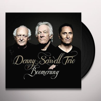Denny Seiwell BOOMERANG Vinyl Record