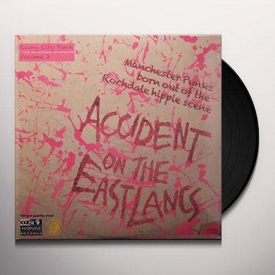 ACCIDENT ON THE EAST LANCS RAINY CITY PUNK 2 Vinyl Record