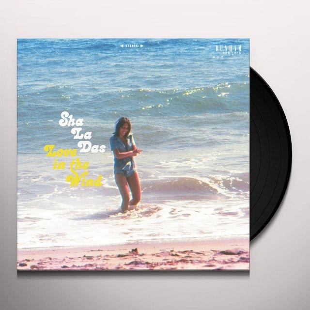 Sha La Das LOVE IN THE WIND Vinyl Record