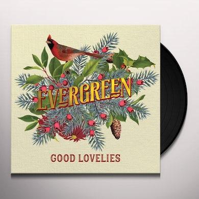 Good Lovelies EVERGREEN Vinyl Record