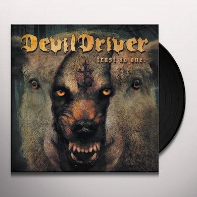 Devildriver TRUST NO ONE Vinyl Record