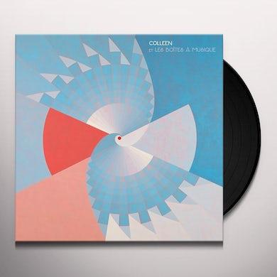 COLLEEN ET LES BOITES A MUSIQUE Vinyl Record