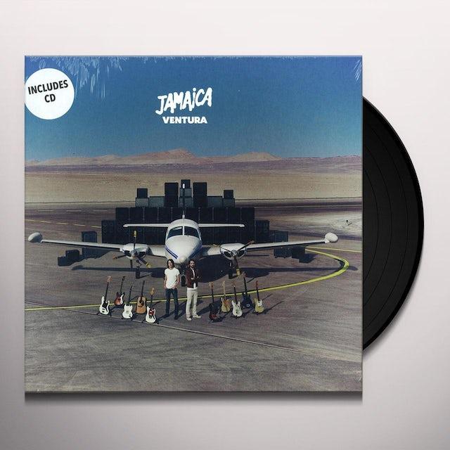 Jamaica VENTURA Vinyl Record
