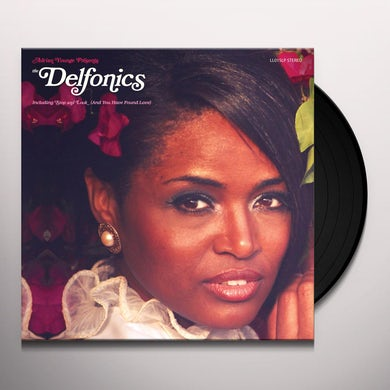 ADRIAN YOUNGE PRESENTS: THE DELFONICS Vinyl Record