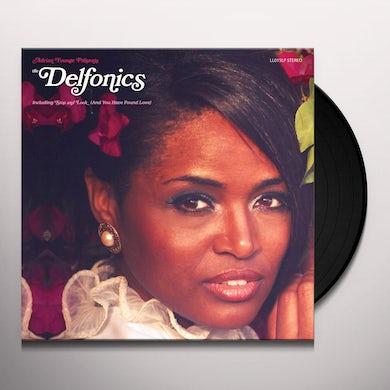 ADRIAN YOUNGE PRESENTS: THE DELFONICS Vinyl Record