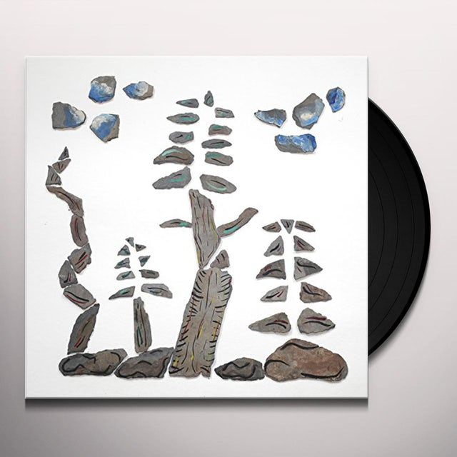 Dire Wolves EXCURSIONS TO CLOUDLAND Vinyl Record