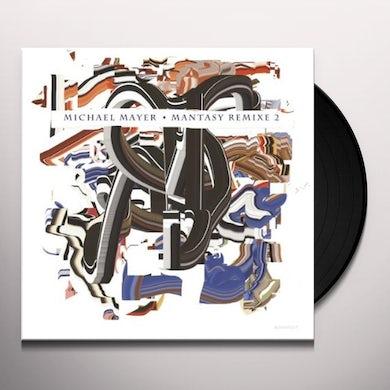 Michael Mayer MANTASY REMIXE 2 Vinyl Record