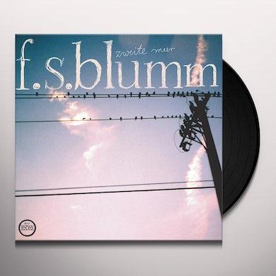F.S. Blumm ZWEITE MEER Vinyl Record