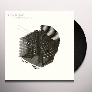Ryan Teague SITE SPECIFIC Vinyl Record