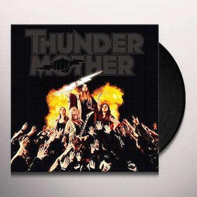 Thundermother HEAT WAVE Vinyl Record