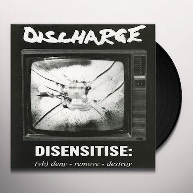 Disensitise Vinyl Record