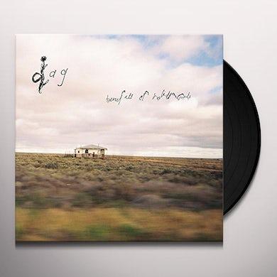 Dag BENEFITS OF SOLITUDE Vinyl Record
