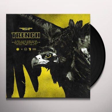 Twenty One Pilots LP - Trench (Vinyl)