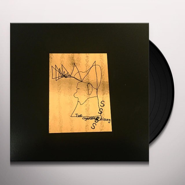 Andy Crespo TWO CIGARETTES KISSING Vinyl Record