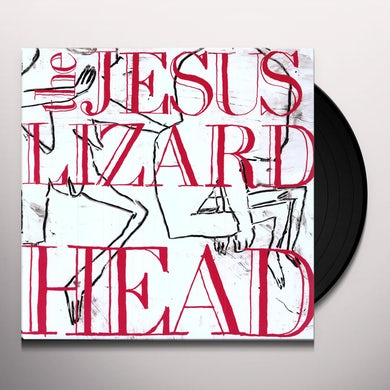 The Jesus Lizard HEAD Vinyl Record