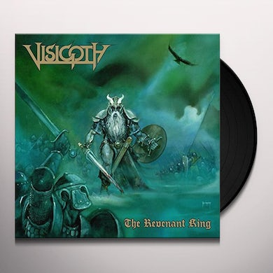 Visigoth REVENANT KING Vinyl Record