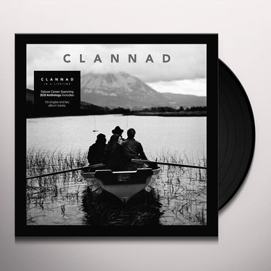Clannad In a Lifetime (Deluxe Bookpack) Vinyl Record