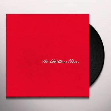 Delicate Steve THE CHRISTMAS ALBUM Vinyl Record