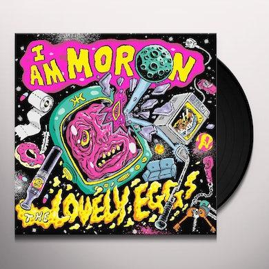The Lovely Eggs  I Am Moron (Color Vinyl) Vinyl Record