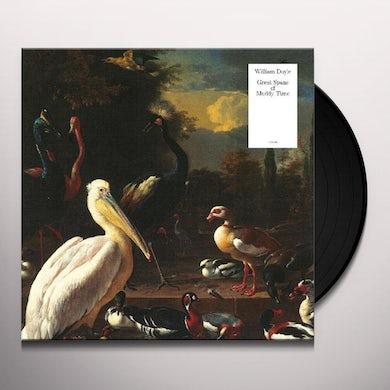 Great  Spans  Of Muddy Time (White Vinyl Vinyl Record