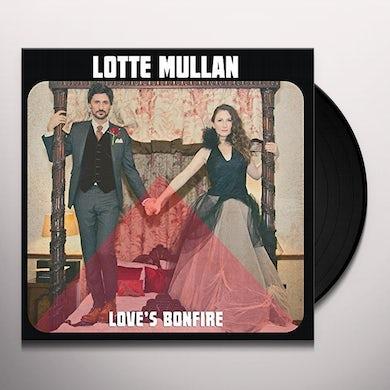 Lotte Mullan LOVE'S BONFIRE Vinyl Record