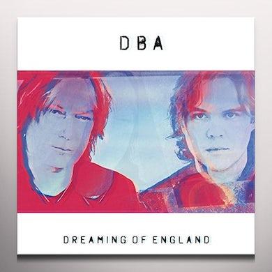 DBA DREAMING OF ENGLAND Vinyl Record - Colored Vinyl