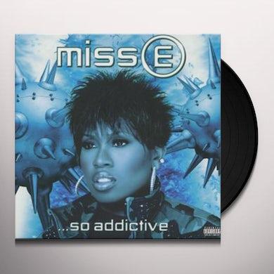 Missy Elliot MISS E...SO ADDICTIVE Vinyl Record