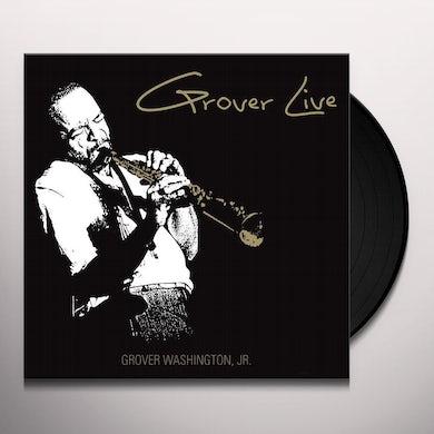 Grover Washington Jr. Grover Live (Opaque Gold 2LP) Vinyl Record