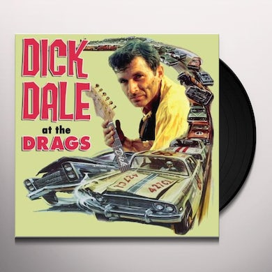 AT THE DRAGS Vinyl Record