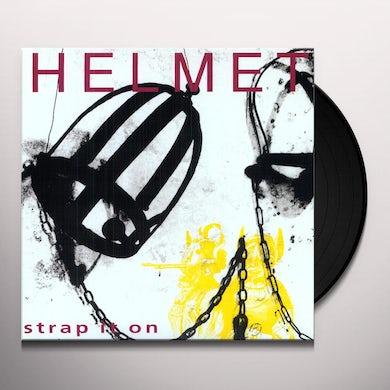 Helmet STRAP IT ON Vinyl Record