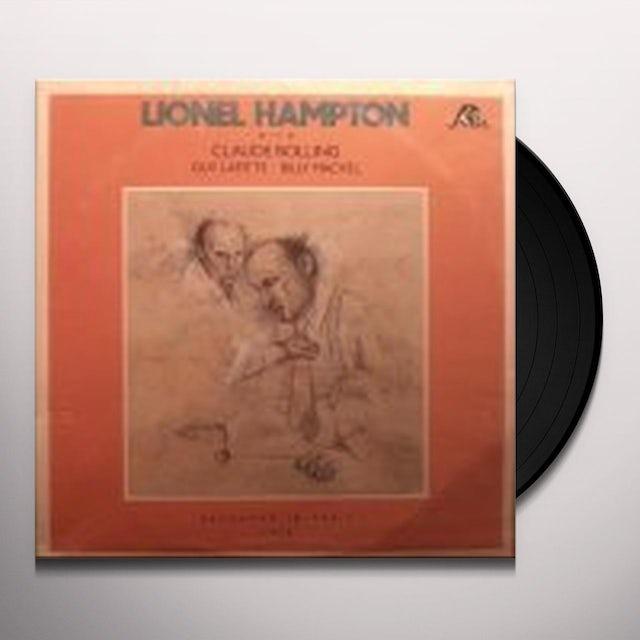 Lionel Hampton IN PARIS Vinyl Record
