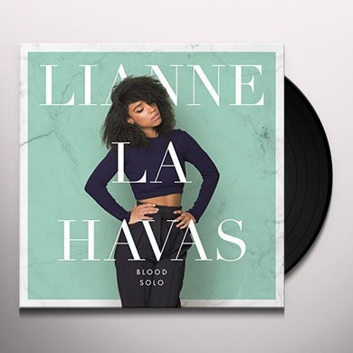 Lianne La Havas BLOOD: SOLO Vinyl Record