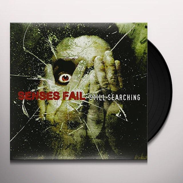 Senses Fail STILL SEARCHING Vinyl Record