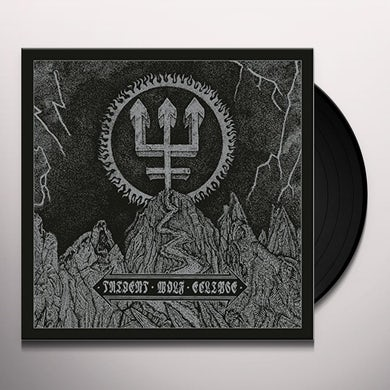 Watain TRIDENT WOLF ECLIPSE Vinyl Record